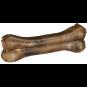 Trixie 10 Kauknochen   Ochsenziemerfüllung, Größe: 15 cm, je 90 g