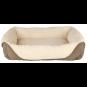 Trixie Bett Pippa | hellbraun-creme, Größe: 80 × 65 cm