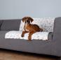 Trixie Decke Lingo | weiß-beige, Größe: 100 × 75 cm