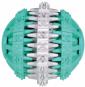 Trixie Denta Fun Zahnpflege-Ball | Naturgummi, Größe: ø 6 cm