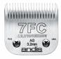 Trixie Ersatzscherkopf Andis für Typ MBG und Typ AGC-2, Größe: 3,2 mm