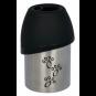 Trixie Flasche mit Trinknapf | Edelstahl | Kunststoff, Größe: 300 ml