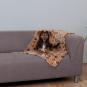 Trixie Fleecedecke Laslo | beige, Größe: 100 × 70 cm