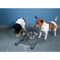 Trixie Hundebar, Größe: 2 × 0,75 l/ø 15 cm