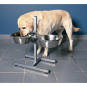 Trixie Hundebar, Größe: 2 × 4,5 l/ø 28 cm
