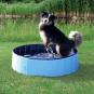 Trixie Hundepool | hellblau-blau, Größe: ø 120 × 30 cm
