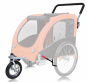 Trixie Jogger-Umbausatz für Fahrradanhänger, Größe: L (für Artikel 12816)