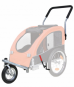 Trixie Jogger-Umbausatz für Fahrradanhänger, Größe: M (für Artikel 12814)