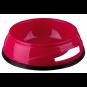 Trixie Kunststoffnapf mit Gummiring, Größe: 0,5 l/ø 14 cm