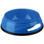 Trixie Kunststoffnapf mit Gummiring, Größe: 0,3 l/ø 12 cm