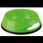 Trixie Kunststoffnapf mit Gummiring, Größe: 0,75 l/ø 16 cm
