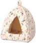 Trixie Kuschelhöhle Lingo | weiß-beige, Größe: 32 × 42 × 32 cm
