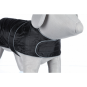Trixie Mantel Orléans | schwarz, Größe: XL: 70 cm