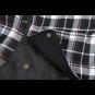 Trixie Mantel Paris | schwarz, Größe: XL: 70 cm
