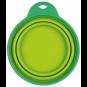 Trixie Reisenapf | Silikon | fester Rand, Größe: 0,5 l/ø 14 cm