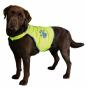 Trixie Sicherheitsweste für Hunde | neongelb, Größe: S: 39–50 cm