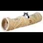 Trixie Spieltunnel | Plüsch | beige, Größe: ø 25 × 125 cm
