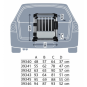 Trixie Transportbox | Aluminium, Größe: S: 48 × 57 × 64 cm