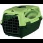 Trixie Transportbox Capri | dunkelgrün-hellgrün, Größe: XS: 32 × 31 × 48 cm