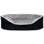 Trixie Vital Bett Lino | schwarz-grau, Größe: 60 × 45 cm