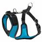 Hunter Hunde-Geschirr Manoa Vario Rapid, Farbe: blau