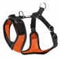 Hunter Hunde-Geschirr Manoa Vario Rapid, Farbe: orange
