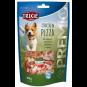 Trixie PREMIO Chicken Pizza | Hunde-Snack-Pizza 8x 100 g | Vorteilspack